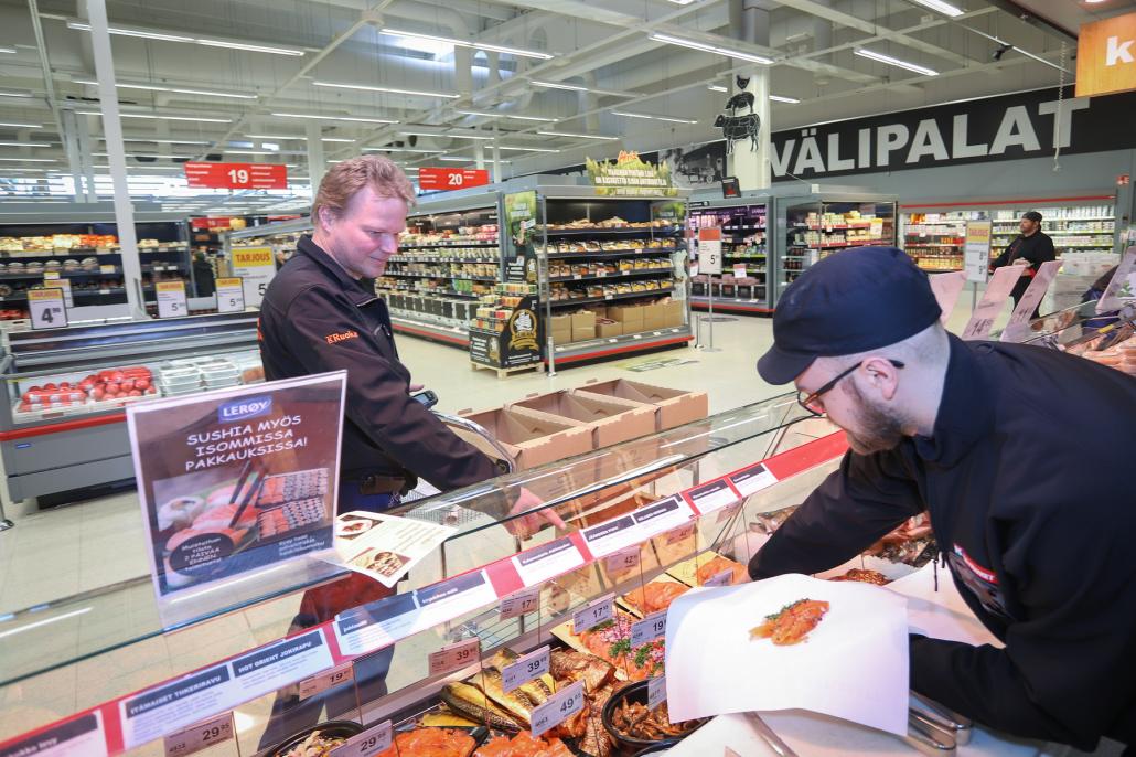 Kaupallinen yhteistyö: K-Citymarket Pirkkala - Löydätkö oman ruokasuosikkisi verkkokaupan kärkituotteista? Katso K-Citymarket Pirkkalan top 10 -lista