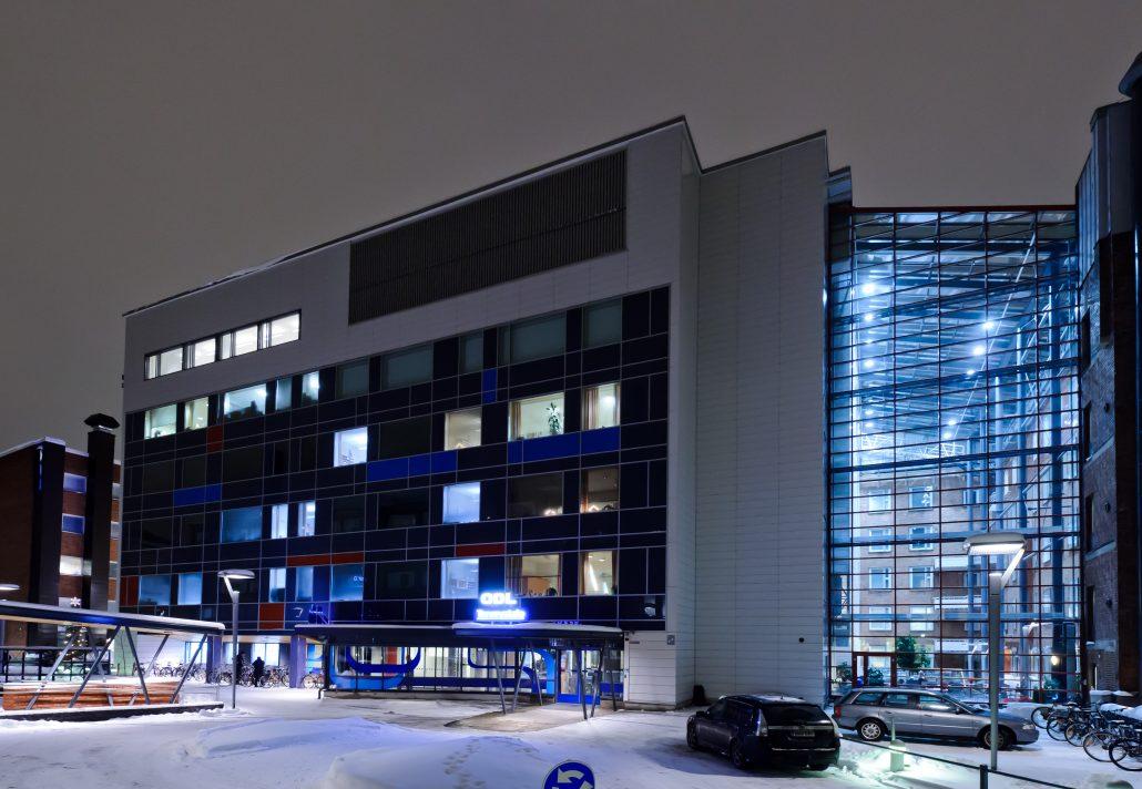 Terveystalo Oulu päivystää joka päivä ilman ajanvarausta. (KUVA: Aki Rask /Terveystalo)