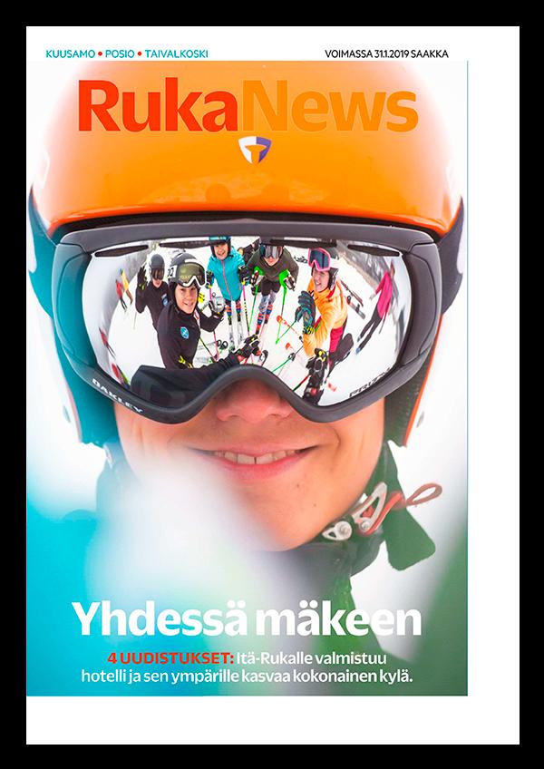 Lue uusin Ruka News!