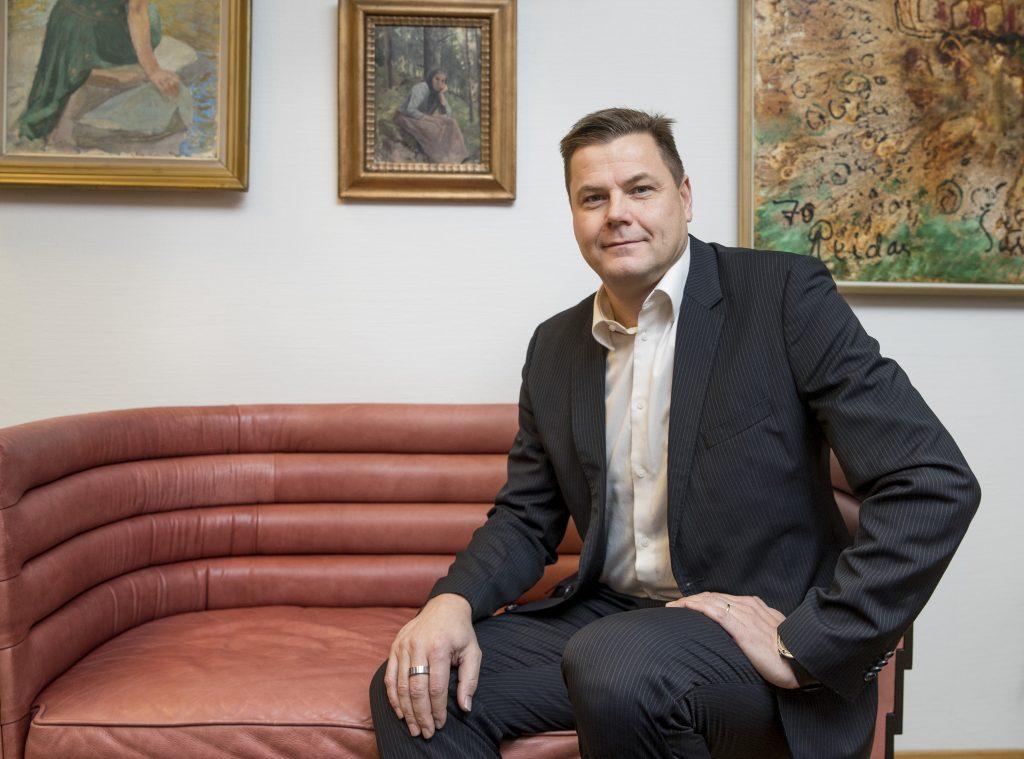 Juha Laakkonen Kalevan toimitusjohtajaksi