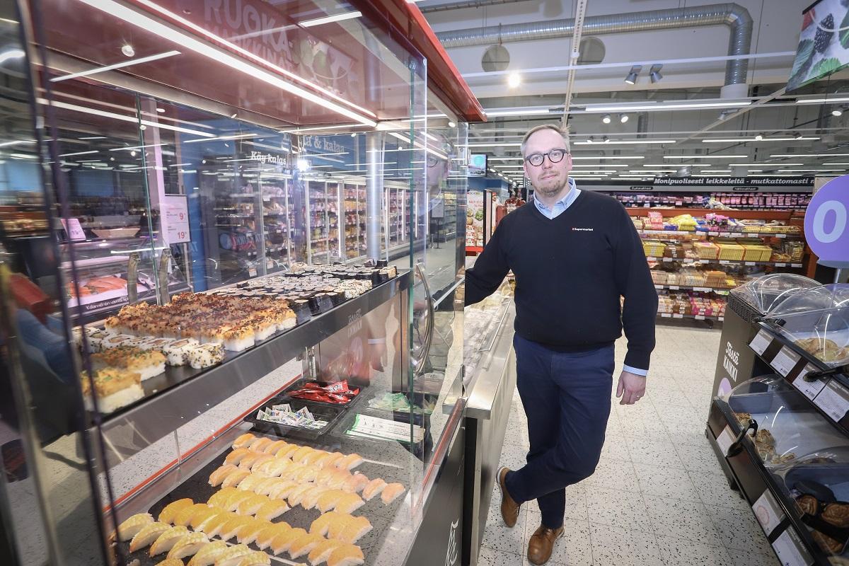 Toppilan Supermarket
