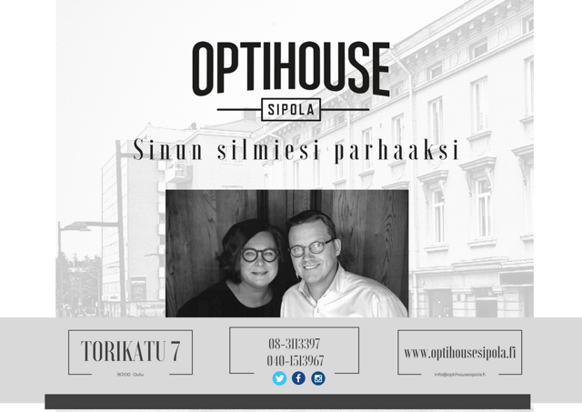 Optihouse Sipola - Kivijalka f8027a4171