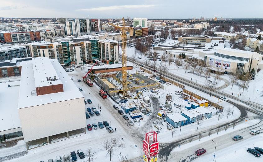 Uudiskohteet Oulu
